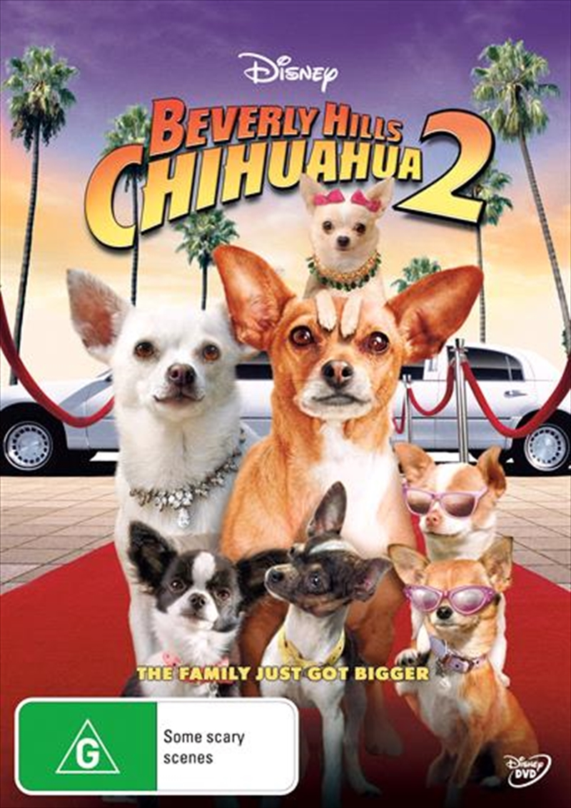Beverly Hills Chihuahua 2 | DVD