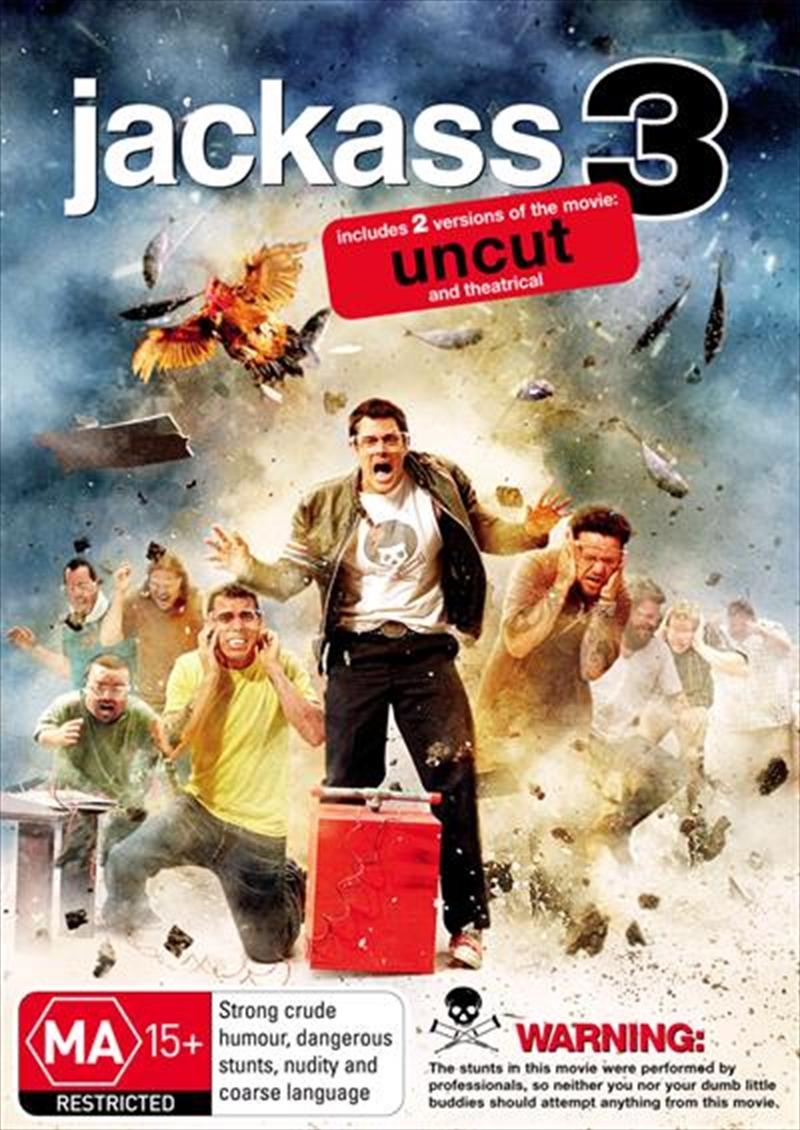 Jackass 3 | DVD