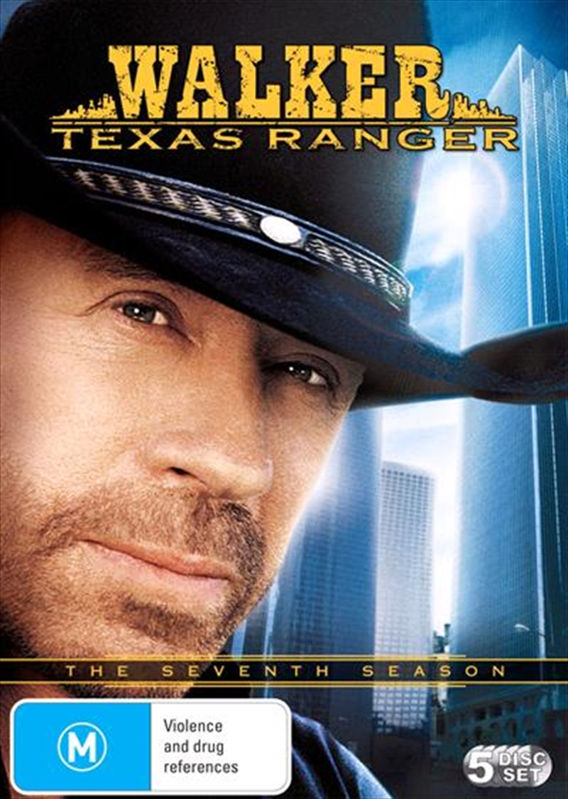 Walker, Texas Ranger - The 7th Season | DVD