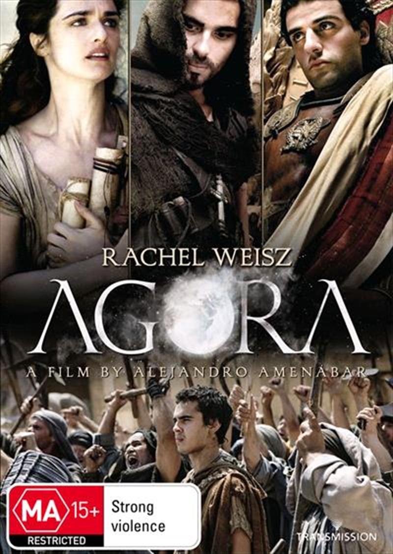 Agora   DVD
