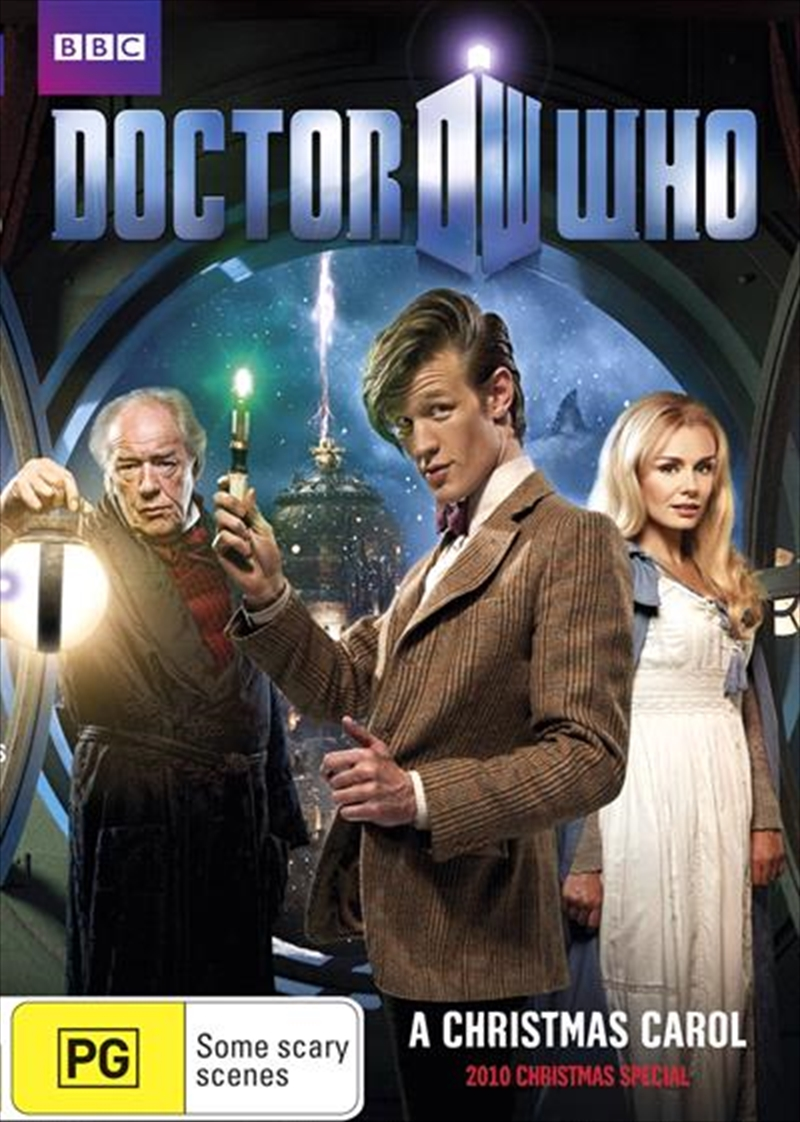 Doctor Who - A Christmas Carol - Series 5 | DVD