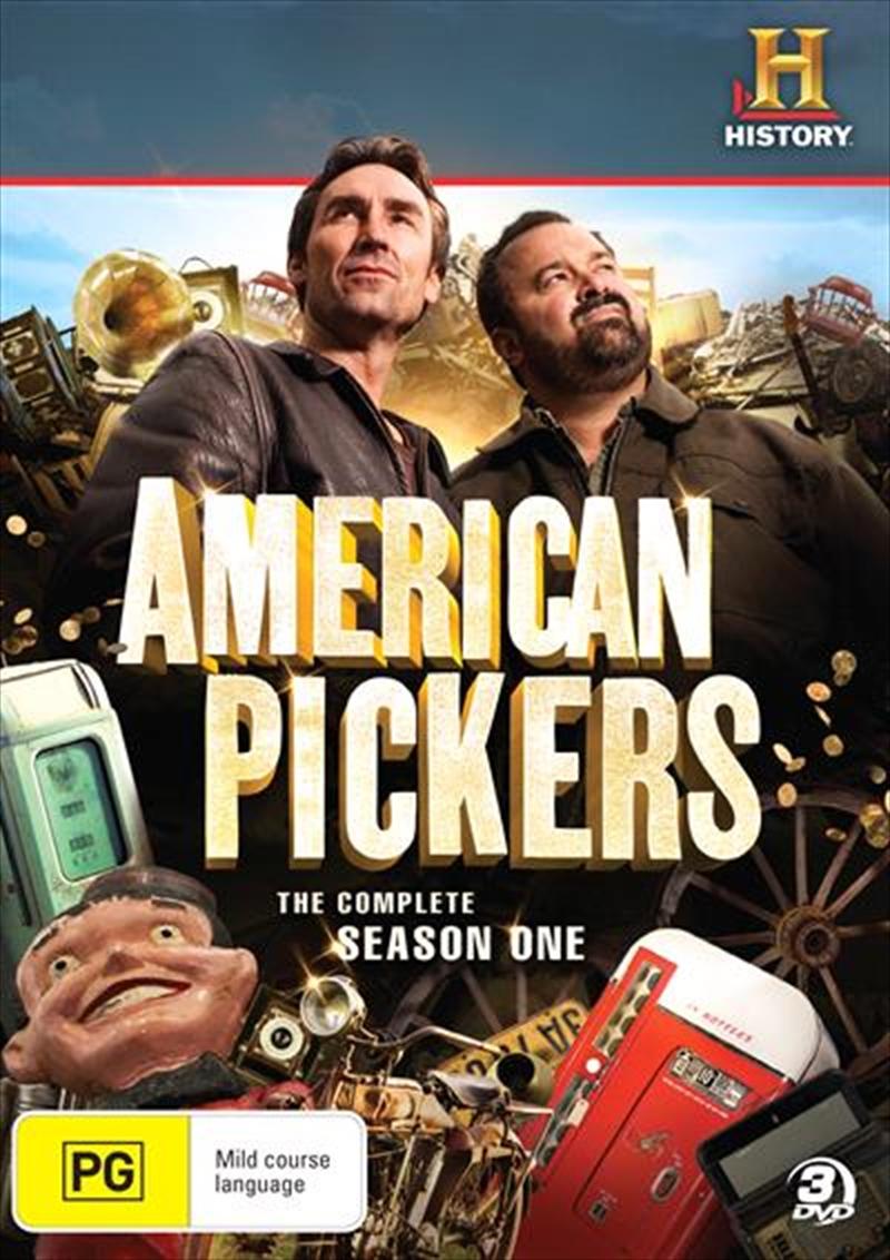 American Pickers: Season One | DVD