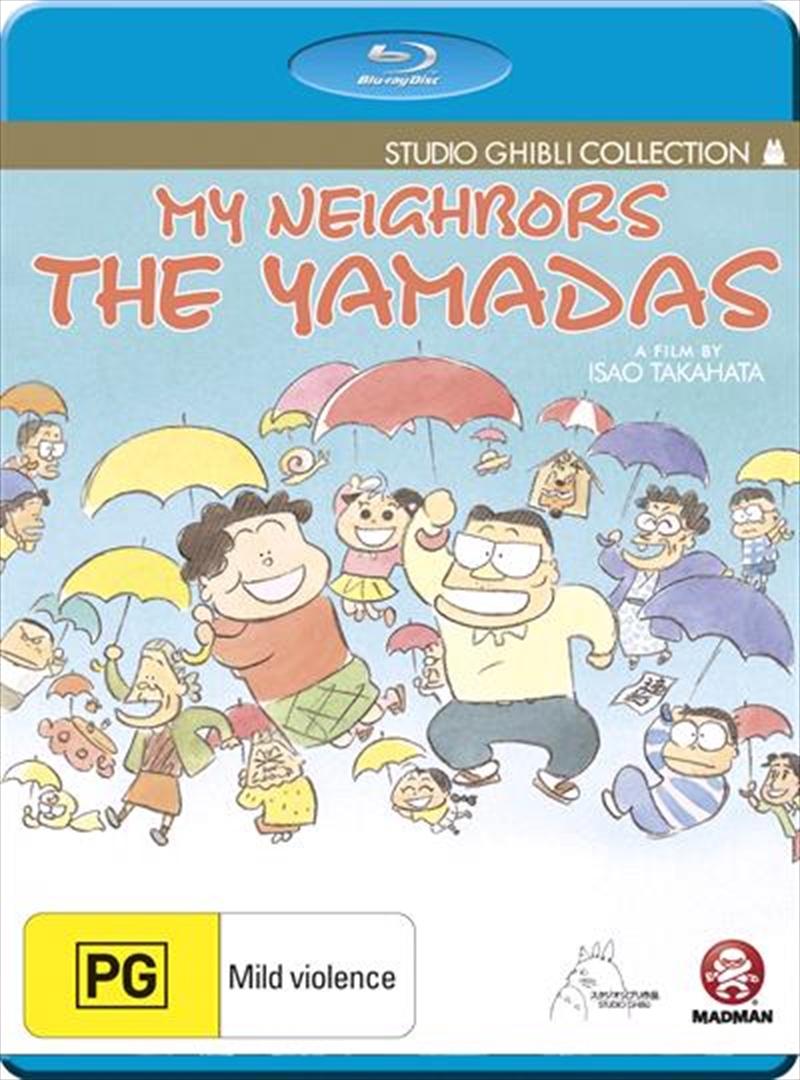 My Neighbors The Yamadas | Blu-ray