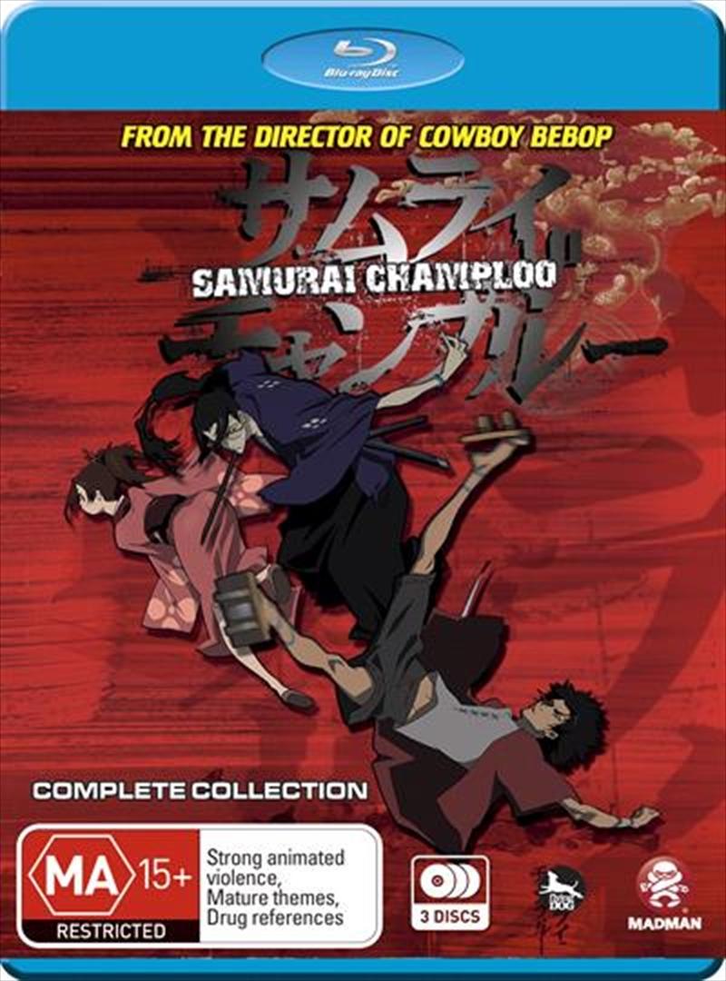 Samurai Champloo Complete Collection | Blu-ray