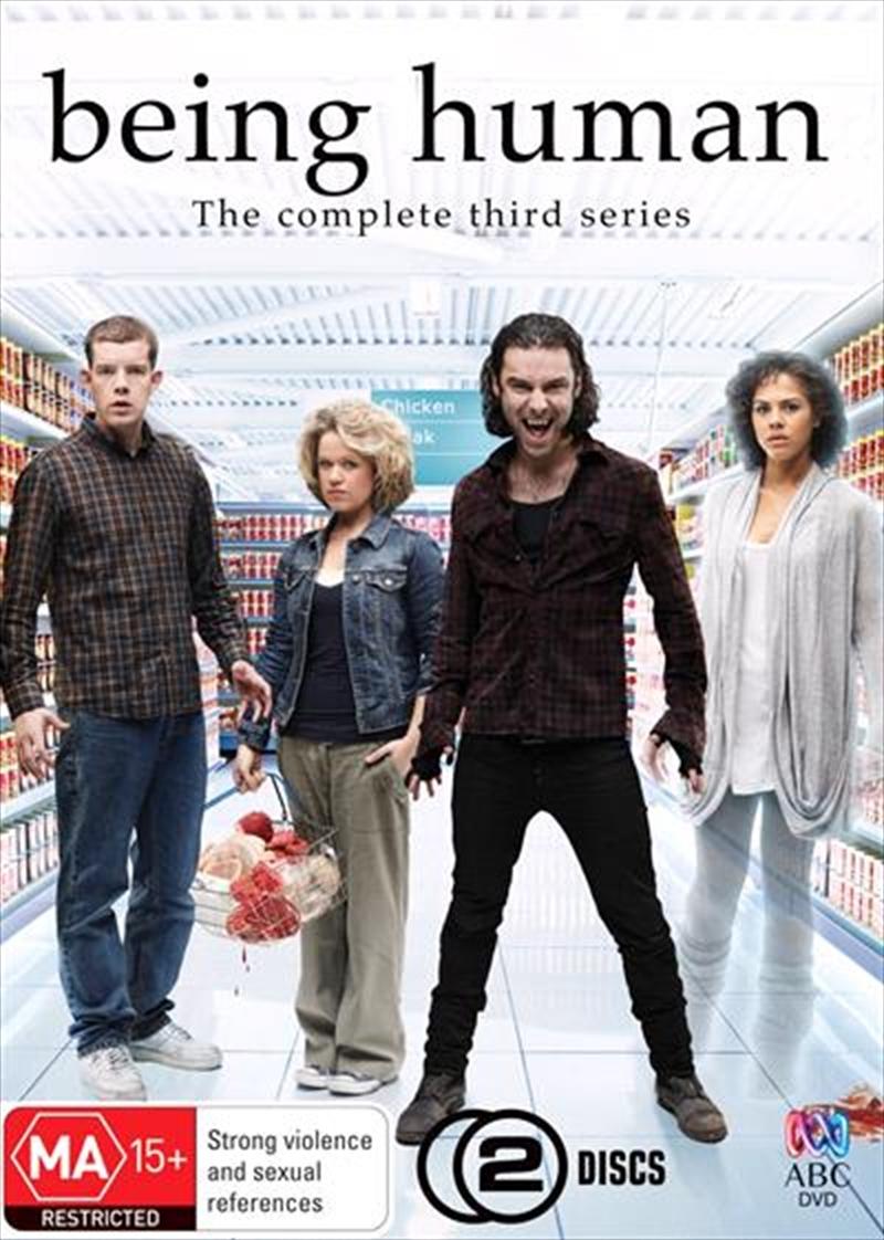Being Human - Series 03 | DVD