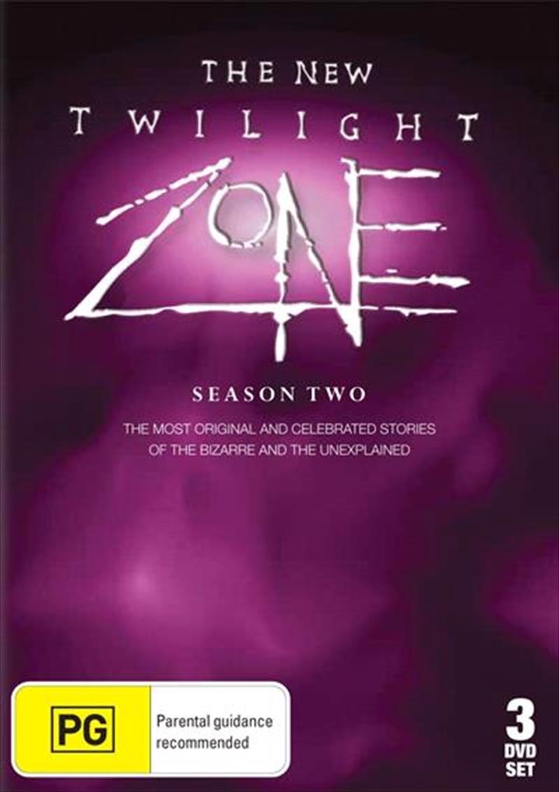 Buy New Twilight Zone Season 2 on DVD | Sanity