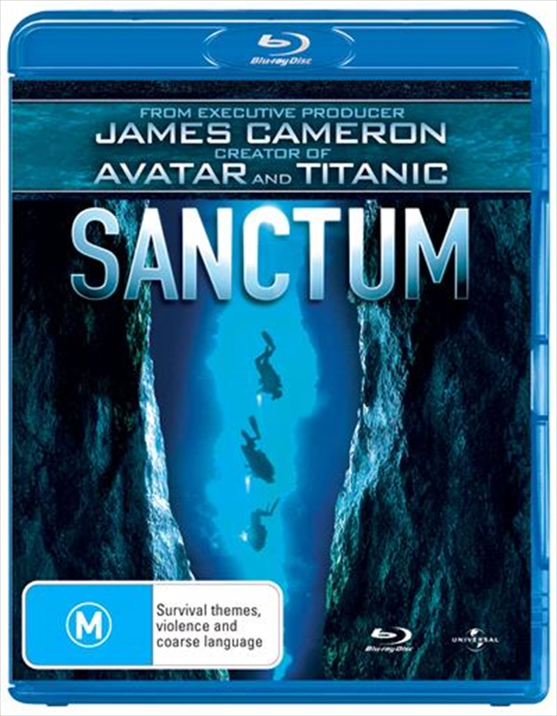 Sanctum | Blu-ray