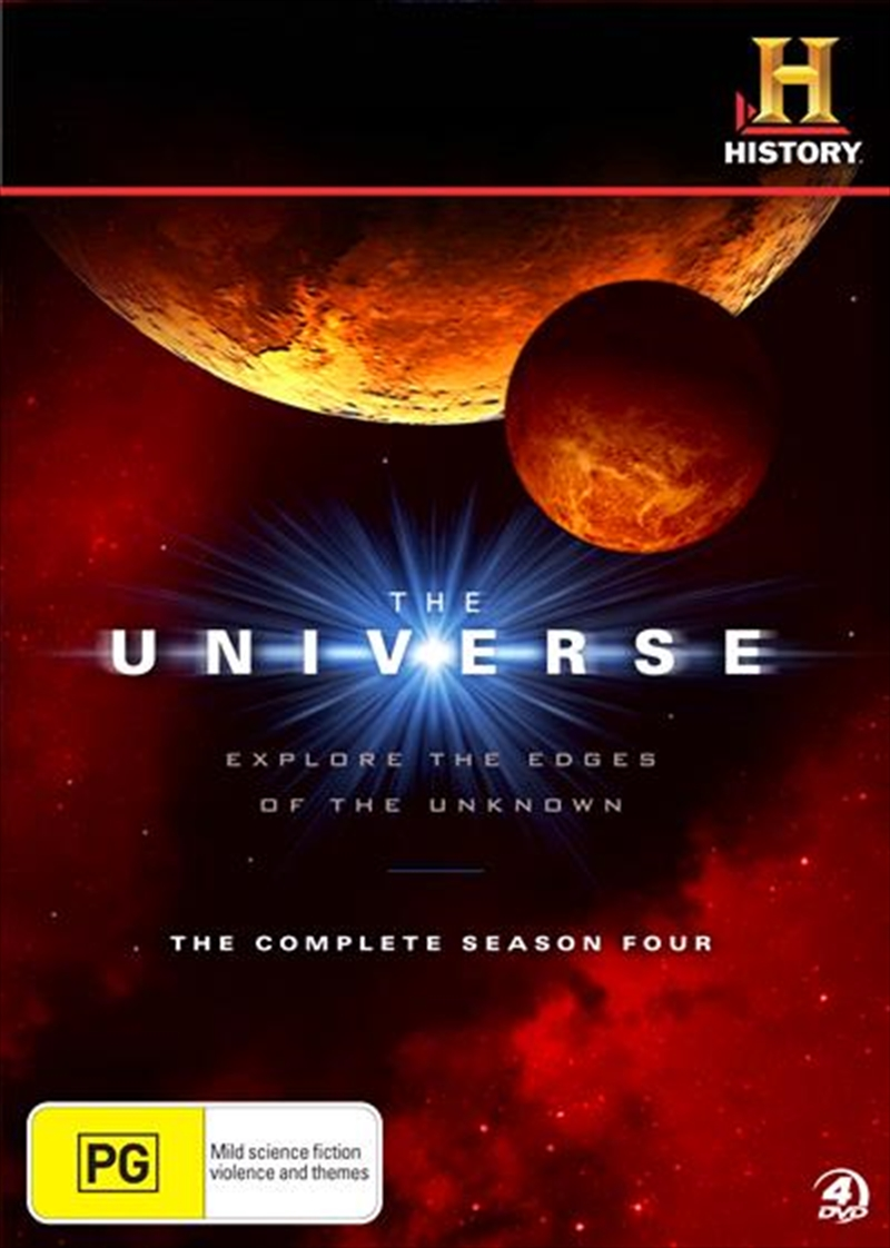Universe - The Complete Season 04, The | DVD
