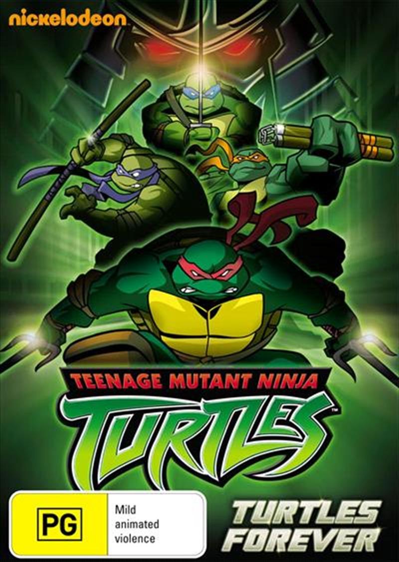 Teenage Mutant Ninja Turtles - Turtles Forever | DVD