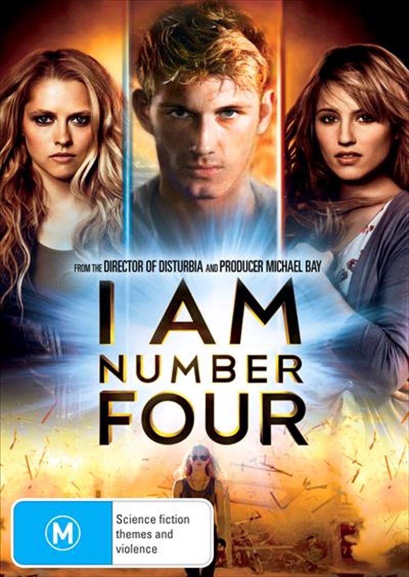 I Am Number Four | DVD