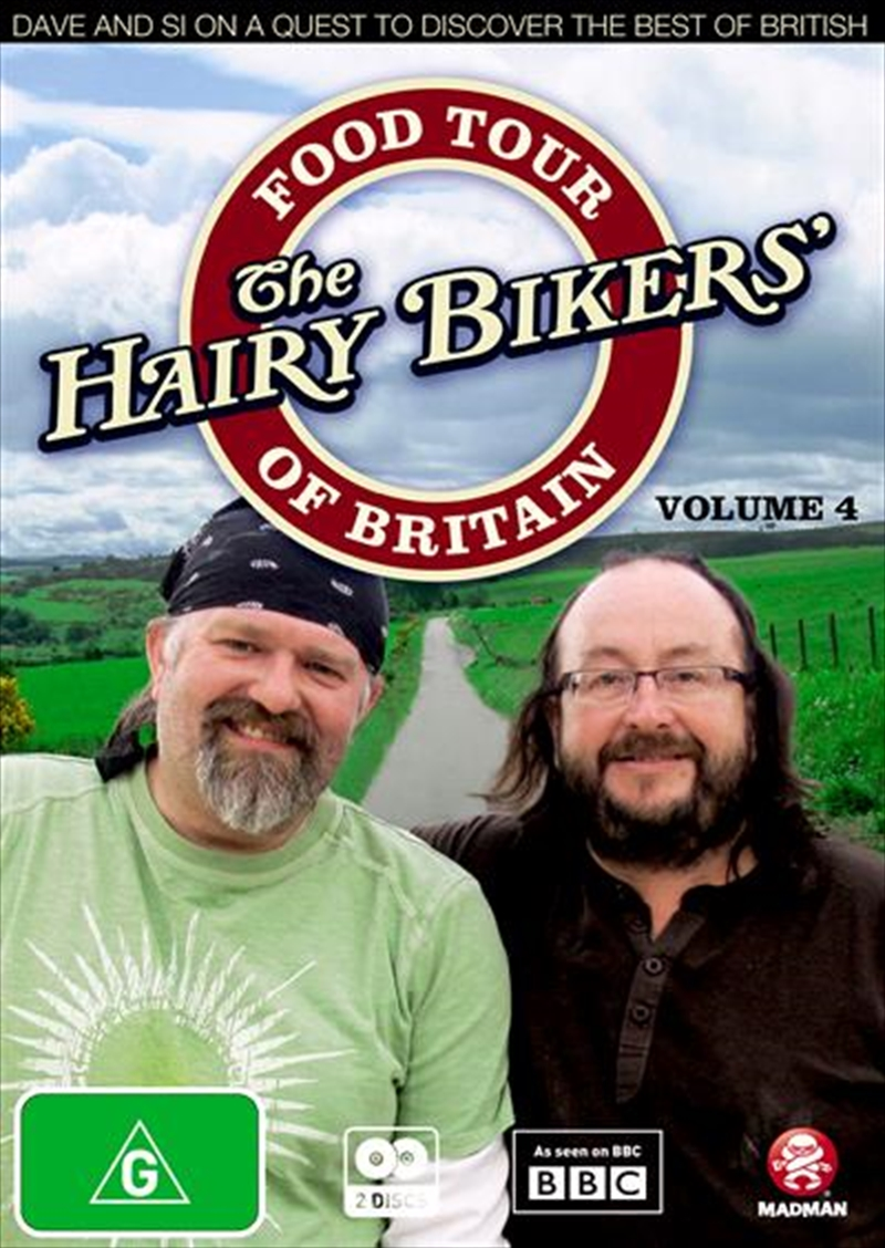 Hairy bikers food tour of britain-9111