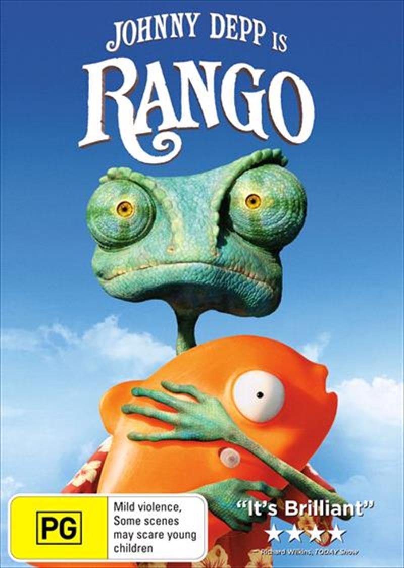 Rango | DVD