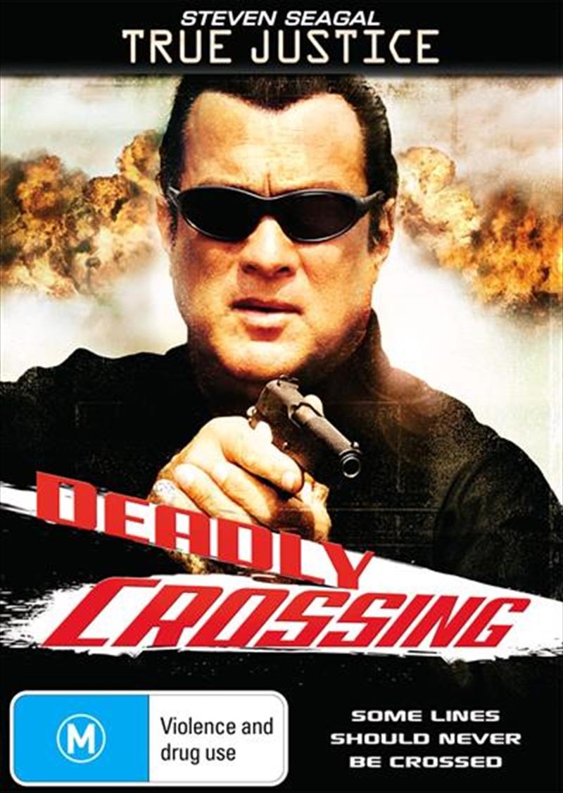 True Justice - Deadly Crossing | DVD