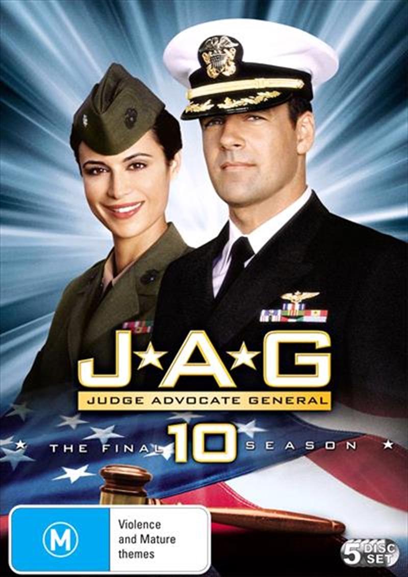 JAG - Season 10 | DVD