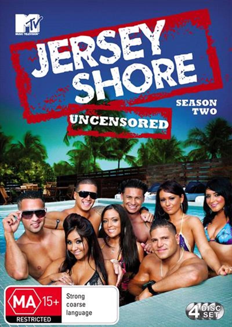 Jersey Shore - Season 2 | DVD