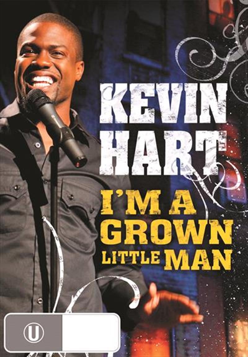 Kevin Hart: I'm A Grown Little Man | DVD