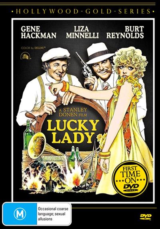 Lucky Lady | DVD