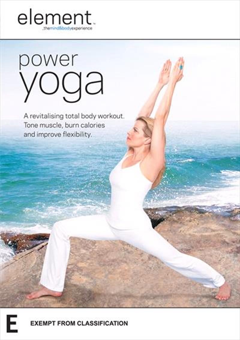 Element - Power Yoga | DVD