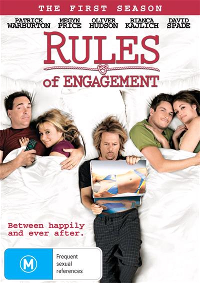 Rules Of Engagement - The First Season | DVD