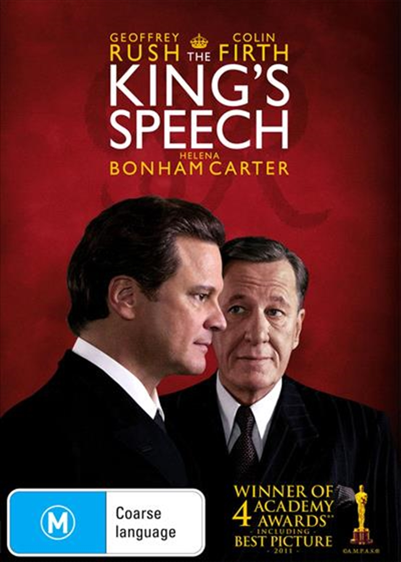 The King's Speech | DVD