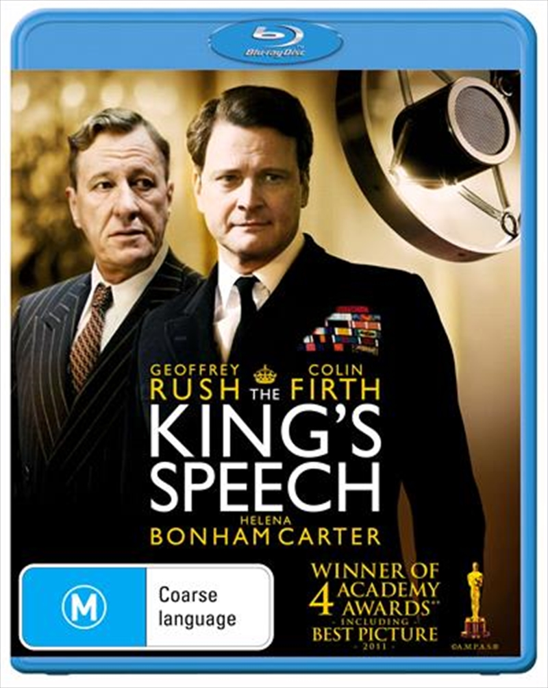 King's Speech, The | Blu-ray