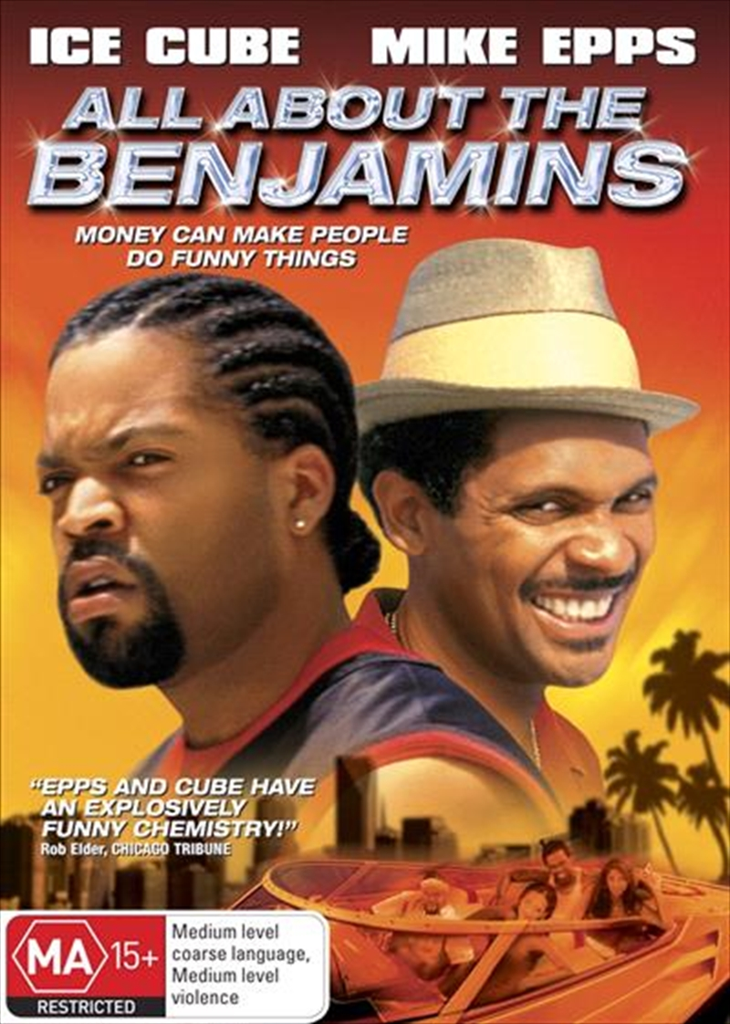 buy all about the benjamins on dvd sanity