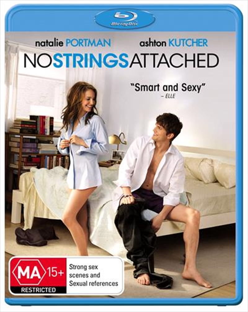 No Strings Attached | Blu-ray