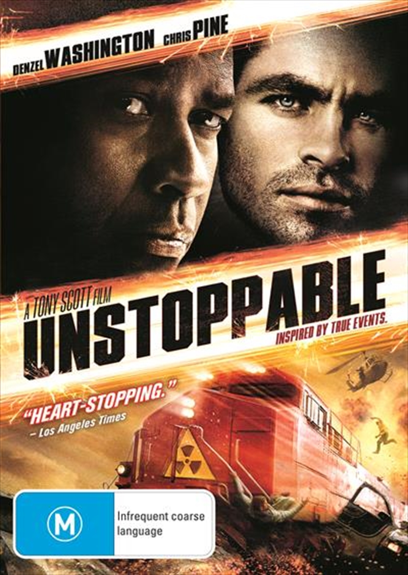 Unstoppable | DVD