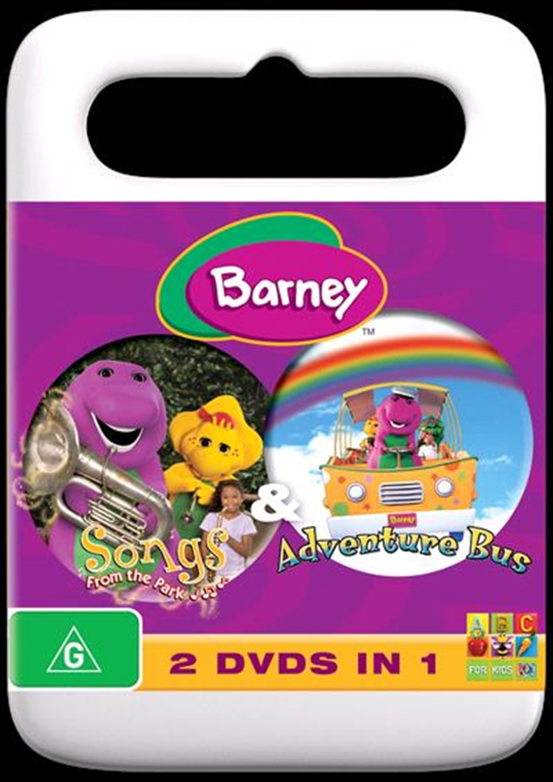 Tour Bus For Sale >> Buy Barney Songs from The Park / Adventure Bus   Sanity