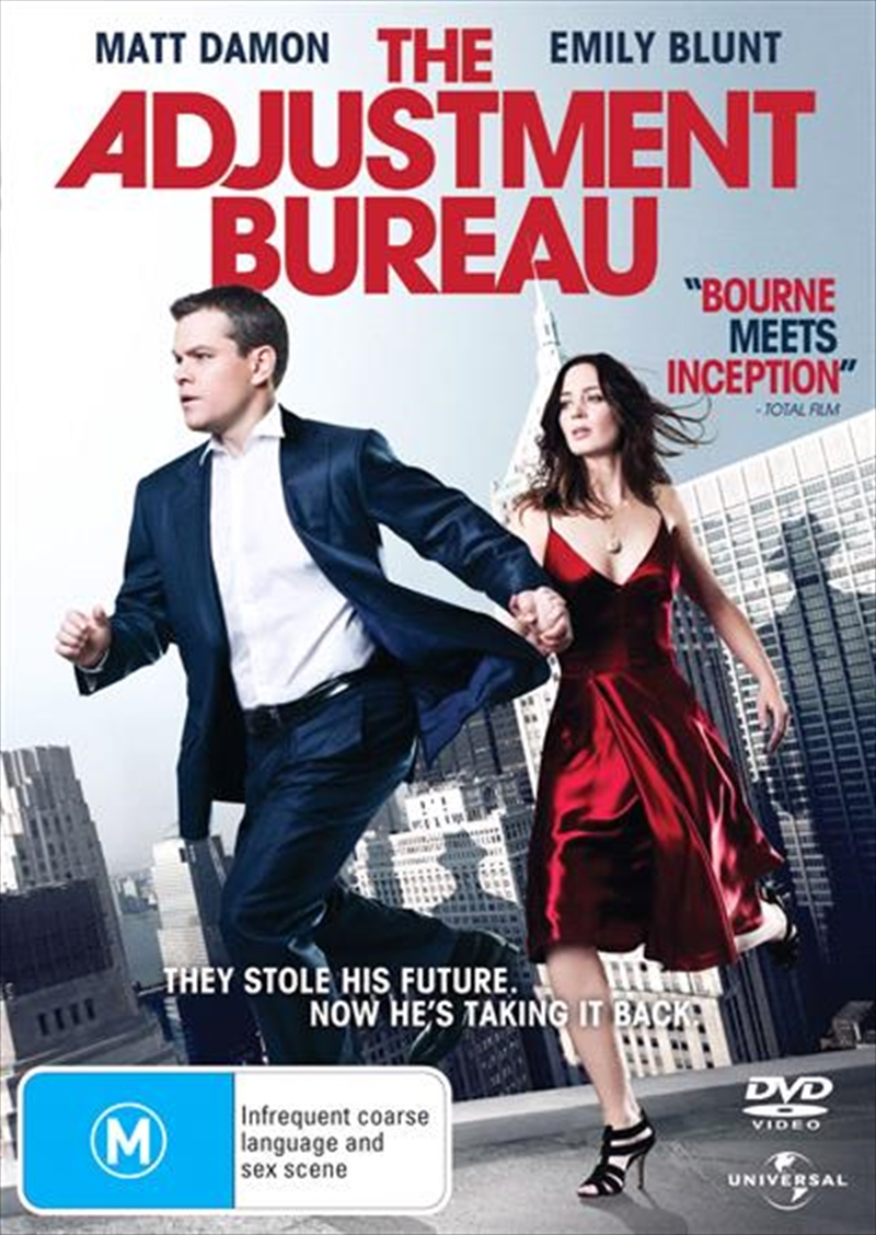 Adjustment Bureau | DVD
