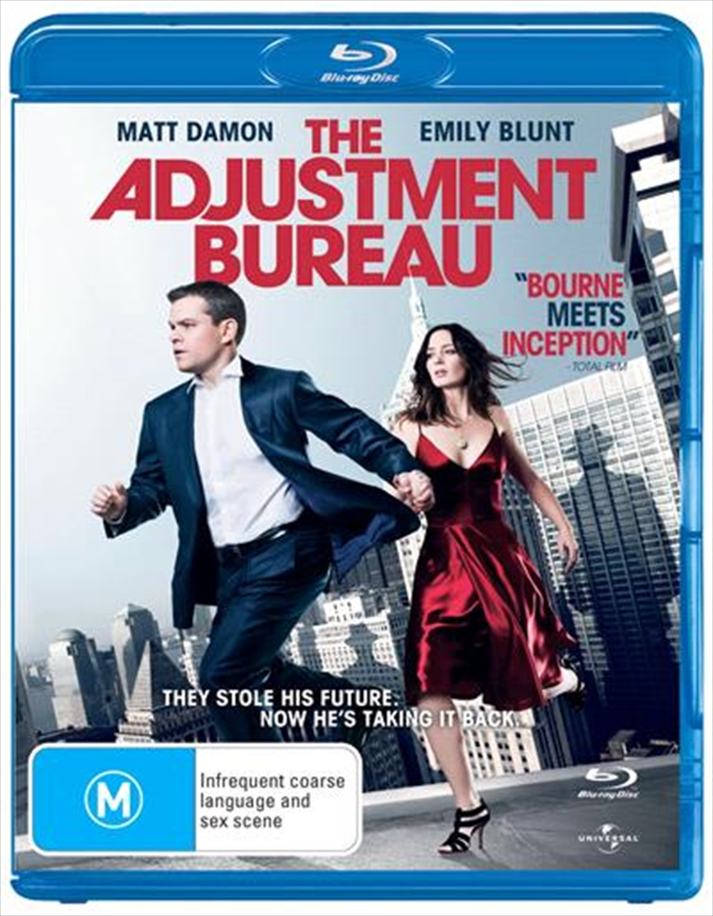 Adjustment Bureau | Blu-ray