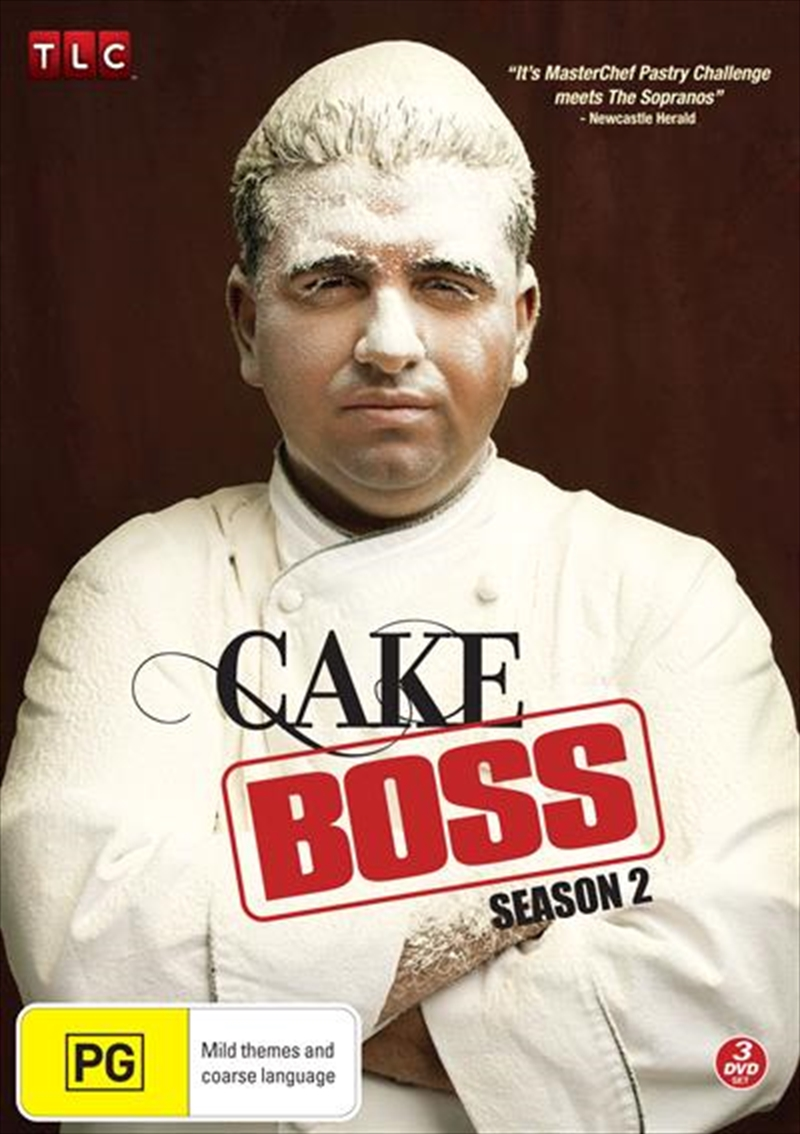 Cake Boss - Season 2 | DVD