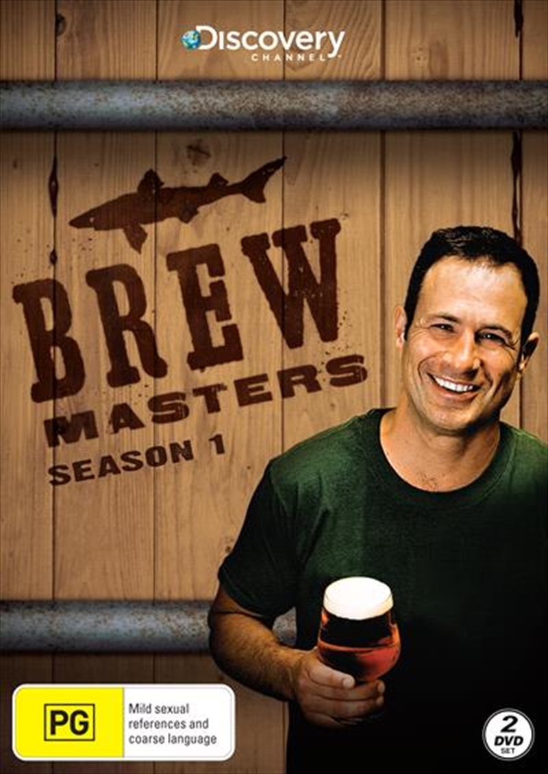 Brew Masters - Season 1 | DVD