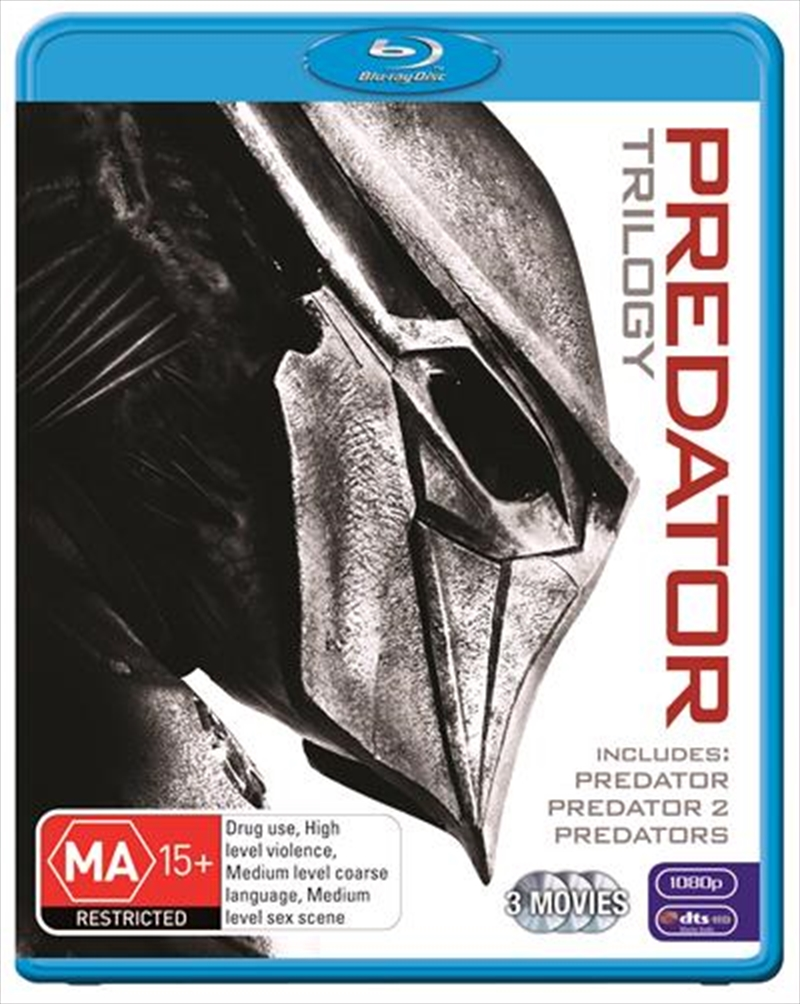 Predator - Ultimate Hunter Edition / Predator 2 / Predators | Blu-ray