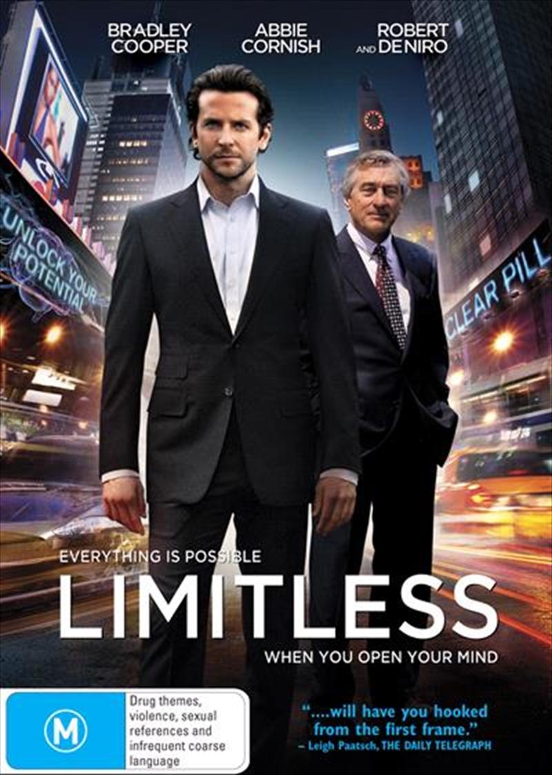 Limitless | DVD