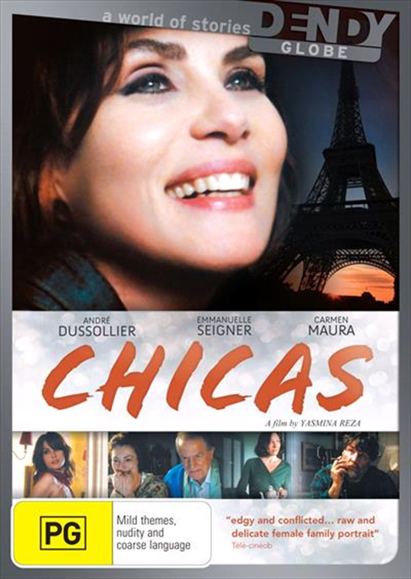 Chicas   DVD