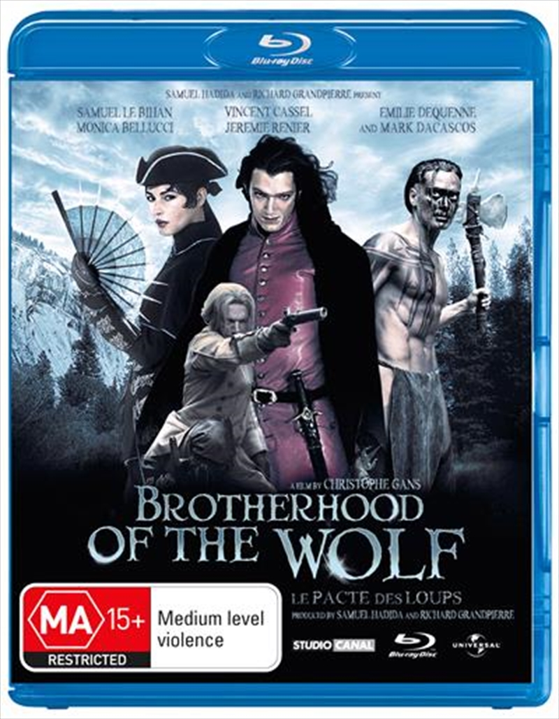 Brotherhood Of The Wolf | Blu-ray