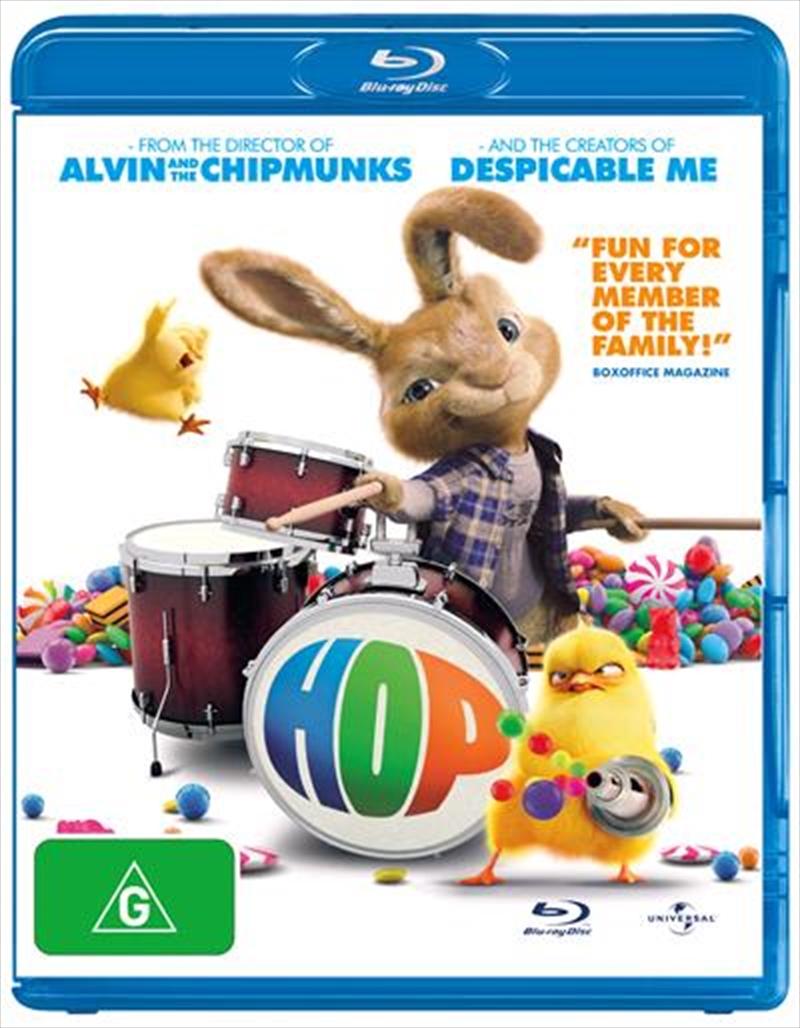 Hop | Blu-ray