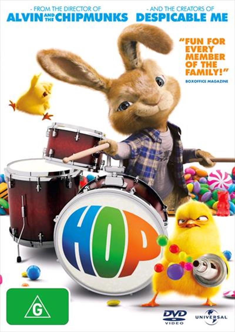 Hop | DVD