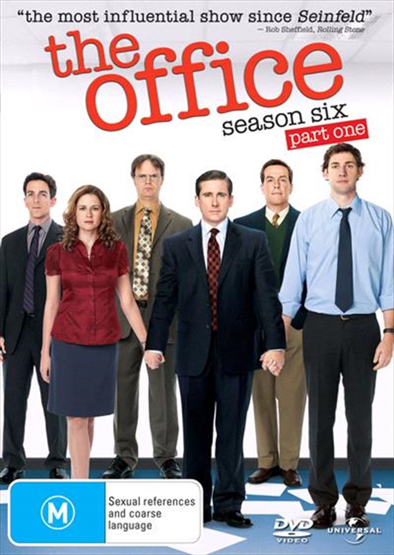 Office - Season 6 - Part 1, The | DVD