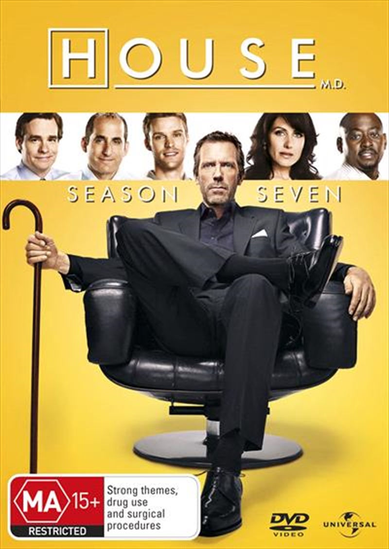 House, M.D. - Season 7 | DVD