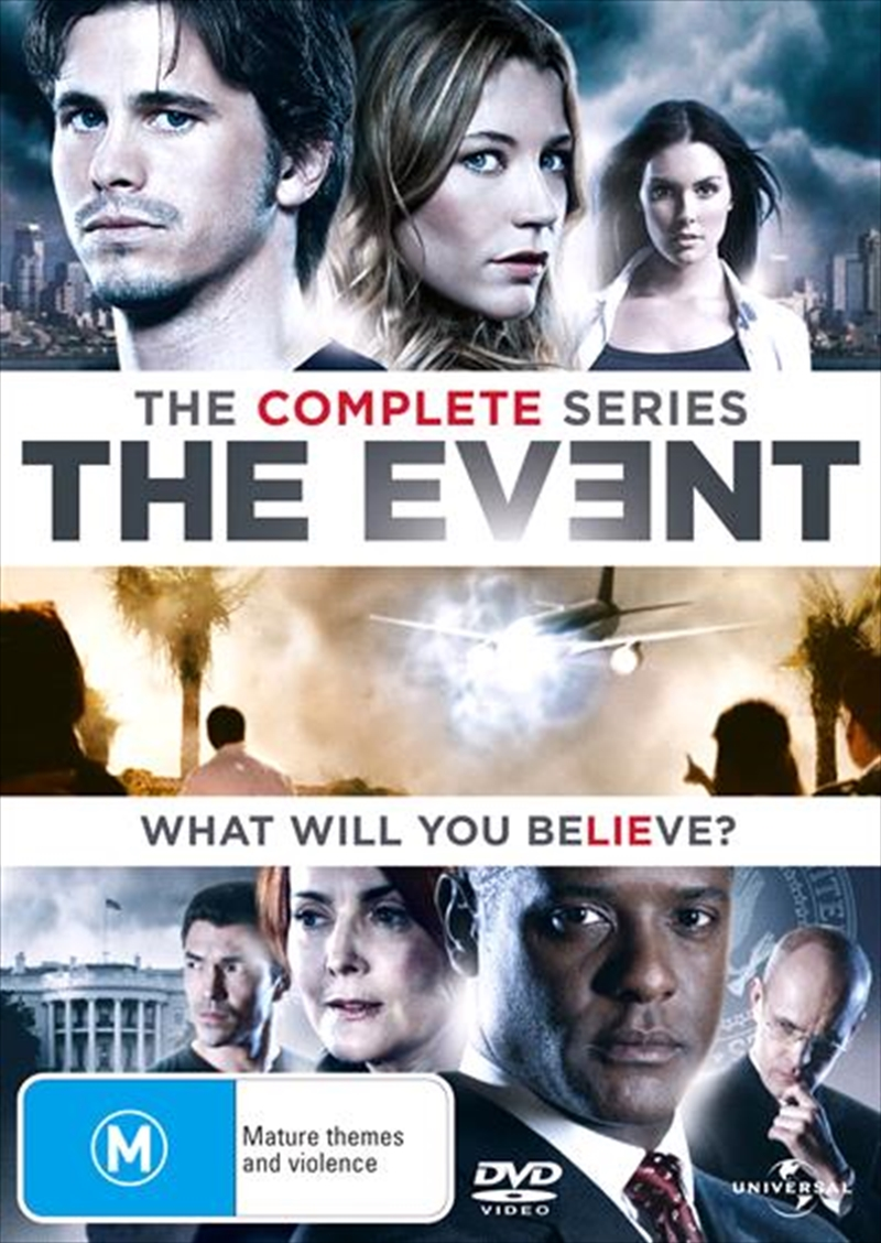Event - The Complete Series, The | DVD