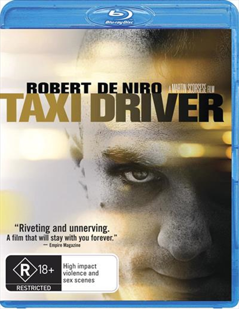 Taxi Driver Magnificent Movies | Blu-ray