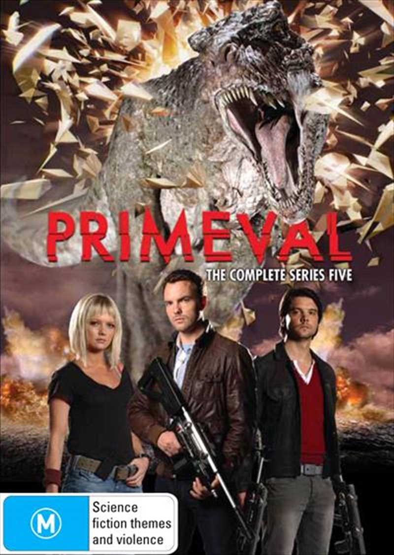 Primeval - The Complete Series Five | DVD