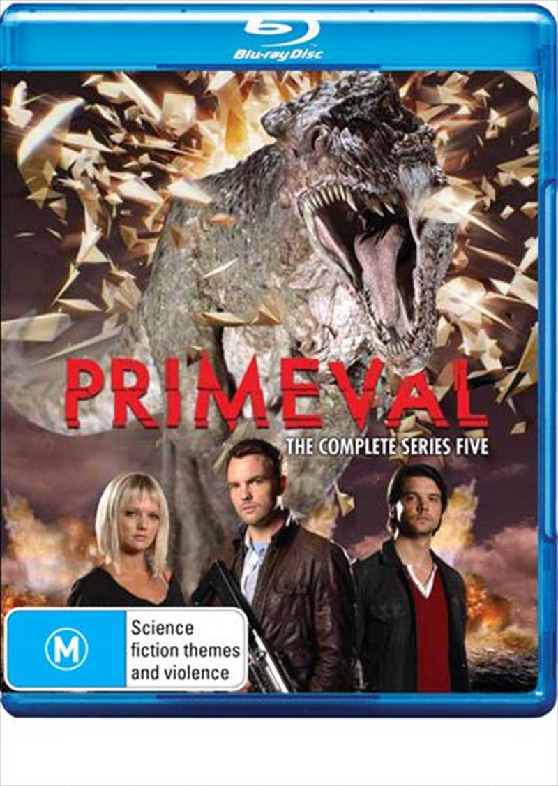 Primeval - The Complete Series Five | Blu-ray