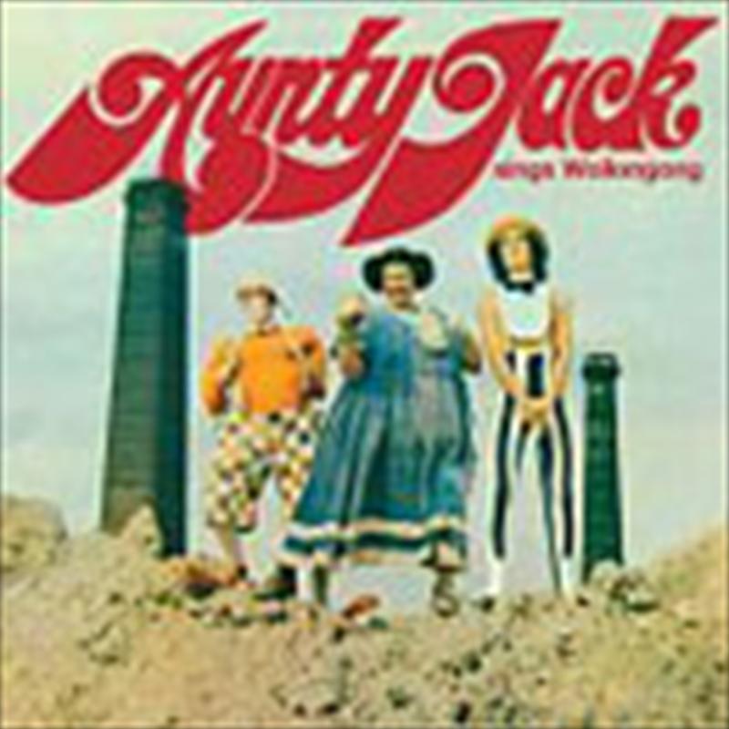 Aunty Jack Sings Wollongong