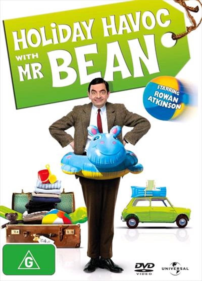 Mr Bean - Holiday Havoc | DVD