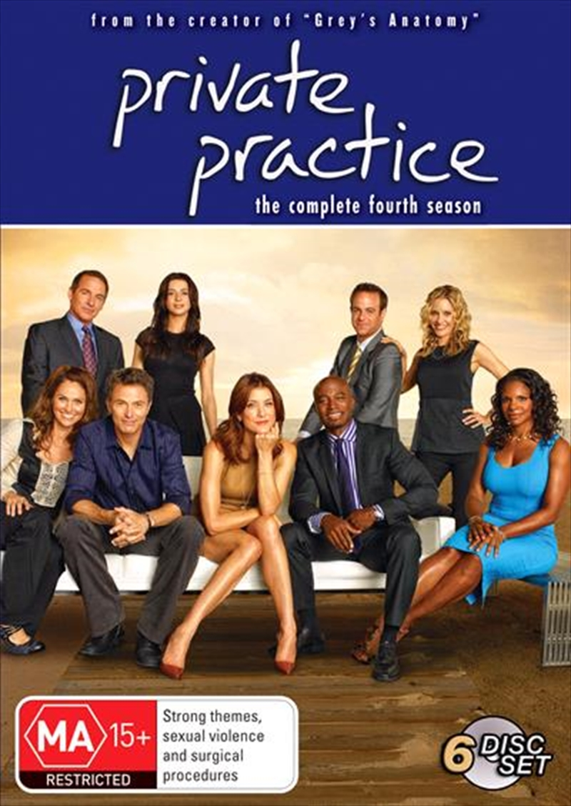 Private Practice - Season 4 | DVD