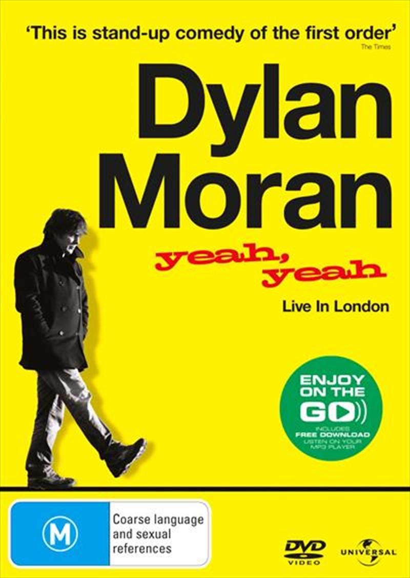 Dylan Mora: Yeah Yeah   DVD