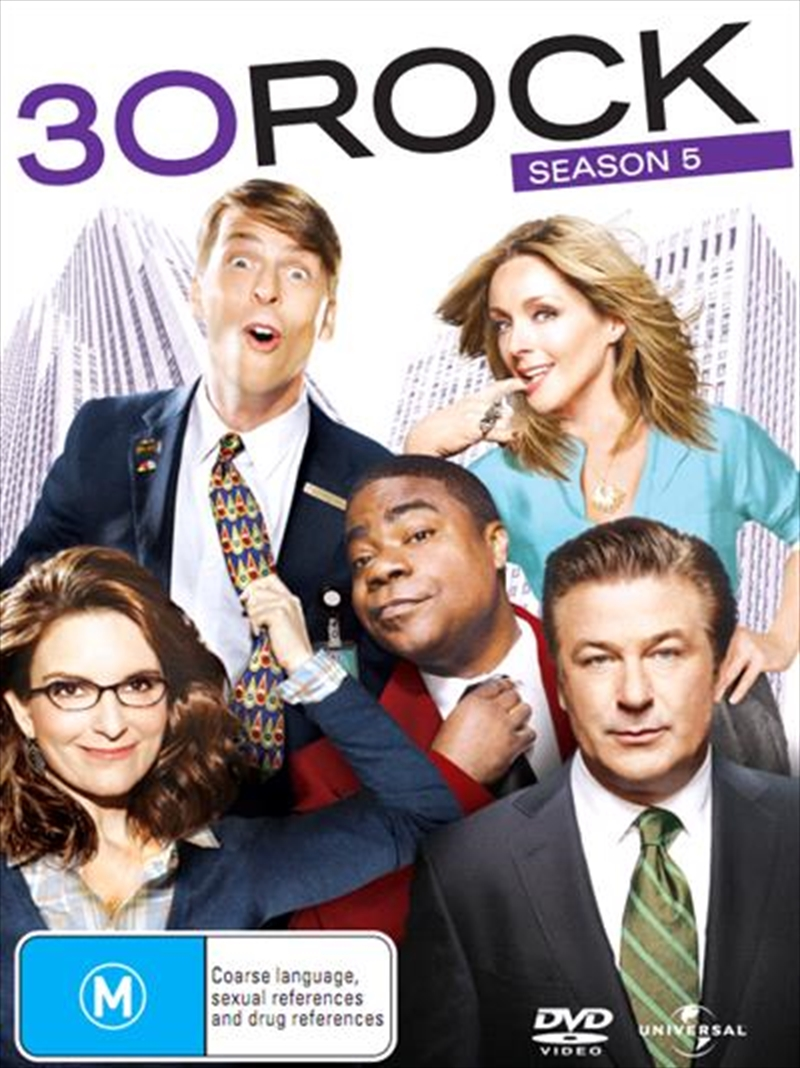 30 Rock - Season 5 | DVD